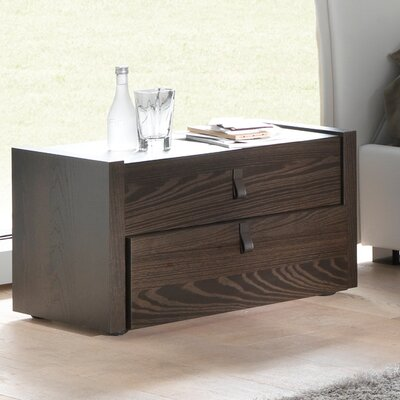 Creative Furniture Esprit 2 Drawer Nightstand