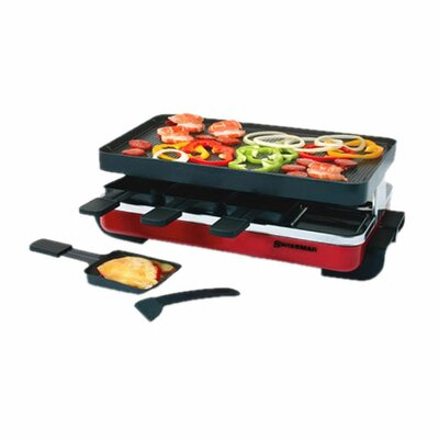 <strong>Swissmar</strong> 8 Person Classic Raclette Party Grill