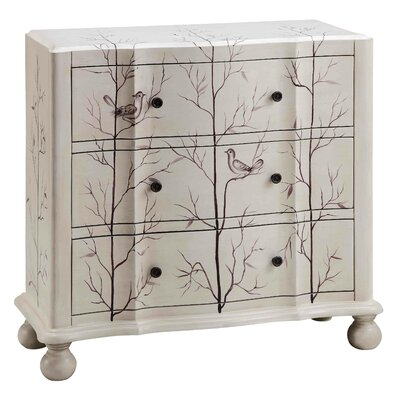 Beatrice 3 Drawer Chest
