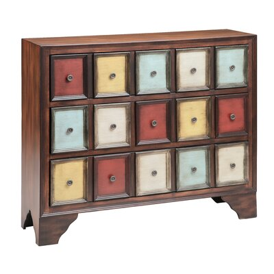 Stein World Brody 3 Drawer Cabinet