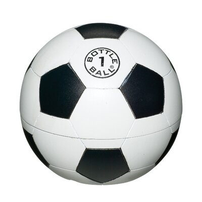 KitchenCraft Kitsch'n'Fun Bottle Ball Sound Football Bottle Opener