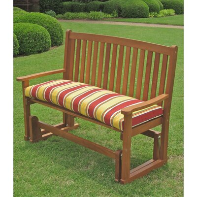 International Caravan Chatham Double Garden Bench