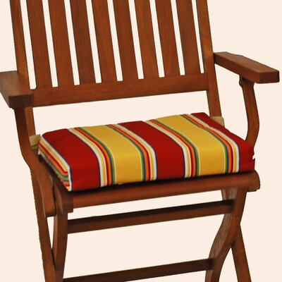 Blazing Needles Folding Chair Cushion Reviews Wayfair