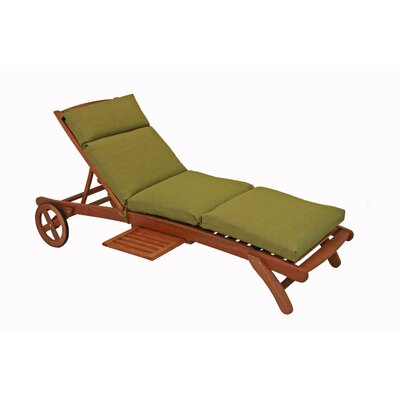 blazing needles all weather uv resistant patio chaise