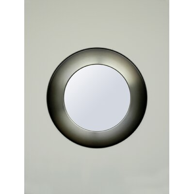 Babette Holland Sunburst Mirror in Smoke