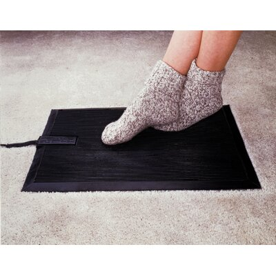 "Cozy Products Foot Warmer Mat 14"" X 21"" with Optional Hi-Lo Power Switch"