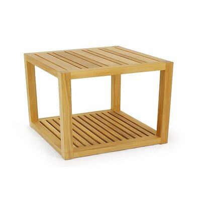 Caluco LLC Cozy Shadow Side Table