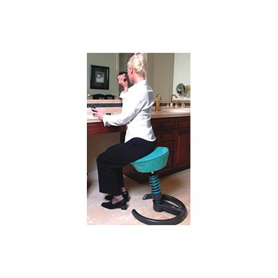 Via Seating Height Adjustable Stool with Spine Stabilization
