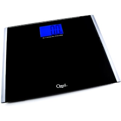 Precision Pro II 440 lbs Oversized Digital Bath and Weight Scale