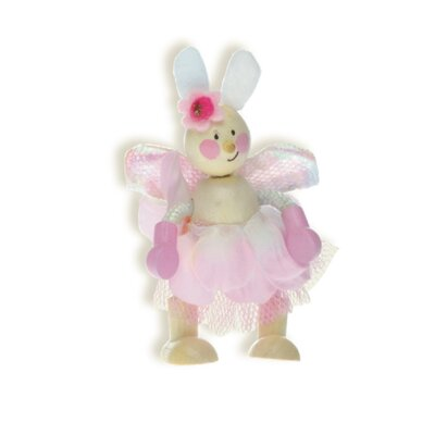 "Le Toy Van Rabbit Doll ""Rose"""