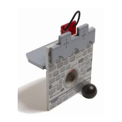 Le Toy Van Edix the Medieval Village Cannon Ball Wall