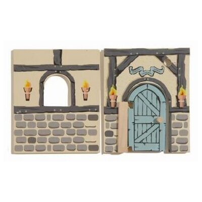 Le Toy Van Edix the Medieval Village House Walls