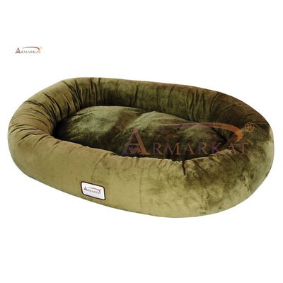 Dog Bed in Sage Green