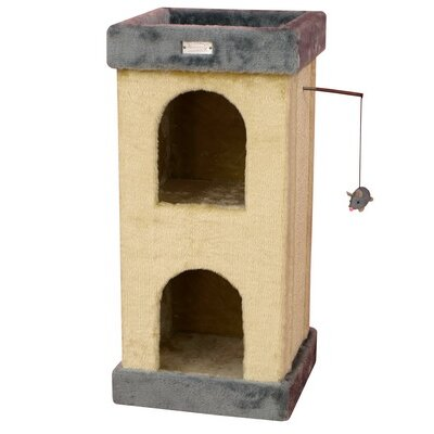 "Armarkat 32"" Premium Cat Tree in Beige"