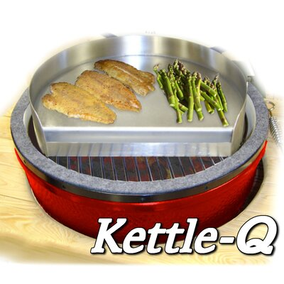 Little Griddle Kettle Q