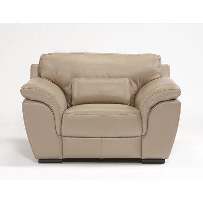 Royal Leather Arm Chair