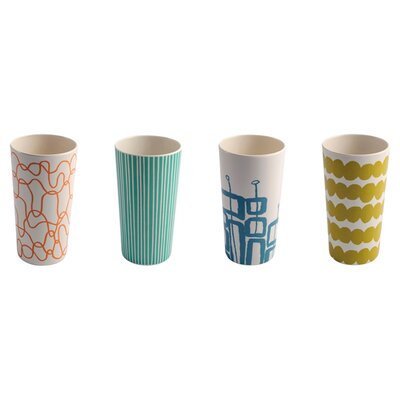 4 Piece Large Tumbler Set