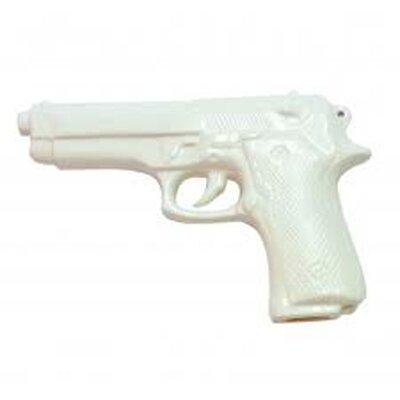 Memorabilia Porcelain My Gun Figurine