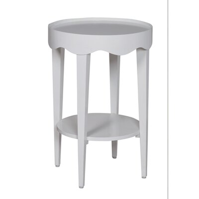 Article 24 Scallop End Table