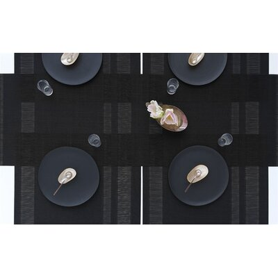 Chilewich Rectangle Tuxedo Stripe Placemat