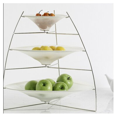 Chilewich Three Tier Ray Tray