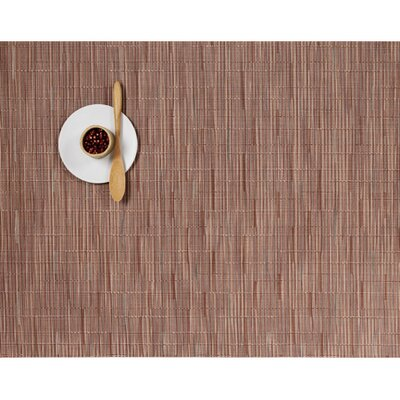 Chilewich Rectangle Bamboo Woven Vinyl Placemat