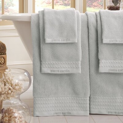 Pierre Cardin Paris 6 Piece Bath Towel Set