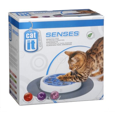 Catit by Hagen Catit Design Senses Scratch Pad Cat Toy