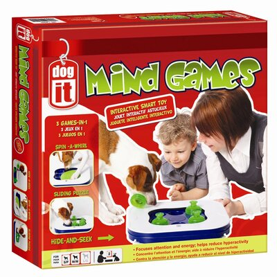 Dogit by Hagen Dogit Mind Games Dog Interactive Smart Toy