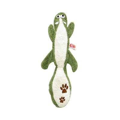 Dogit by Hagen Dogit Eco Terra Natural Bamboo Squirrel Dog Toy