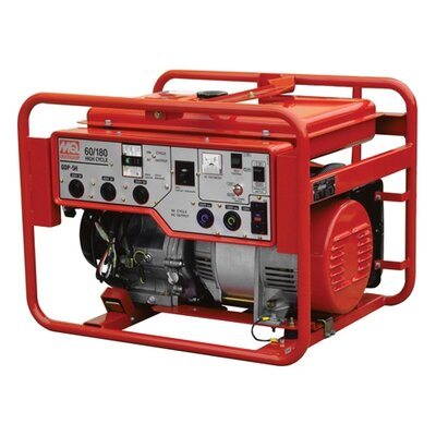 High Cycle 5,000 Watt Portable Generator - GDP5H