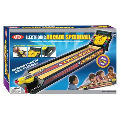 Ideal Table Top Games Electronic Arcade Speedball