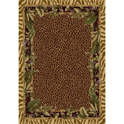 Milliken Signature Jungle Safari Pale Topaz Rug