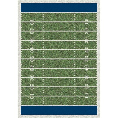Milliken My Team Sport Friday Nights Novelty Rug
