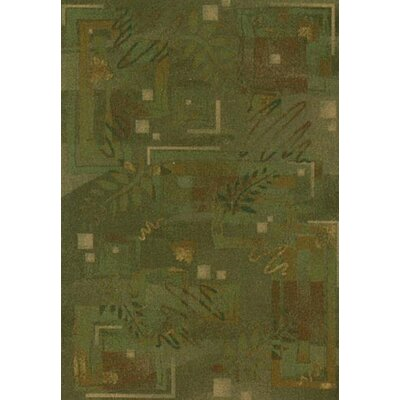 Innovation Autumn Twill Olive Rug