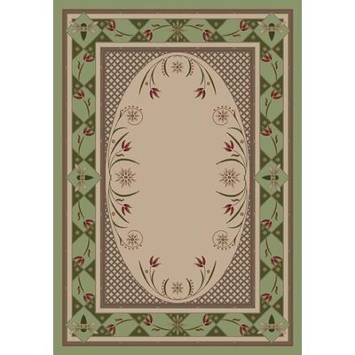 Milliken Innovation Kimberly Light Celadon Rug