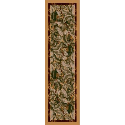 Milliken Signature Jungle Fever Light Maize Rug