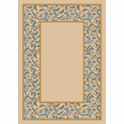 Design Center Latin Rose Opal Lapis Rug