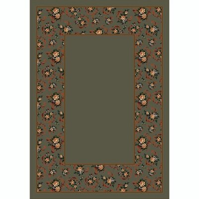 Design Center Cameo Rose Sage Rug
