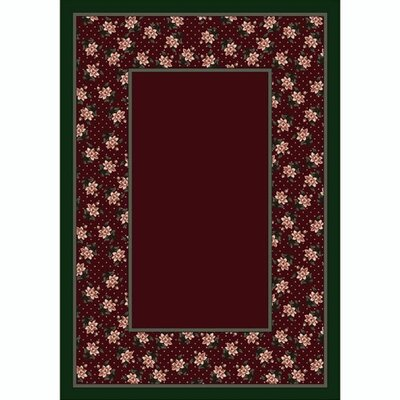 Design Center Rambling Rose Garnett Rug