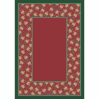 Design Center Rambling Rose Rose Quartz Rug