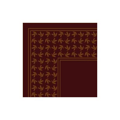 Milliken Design Center Windswept Garnet Rug