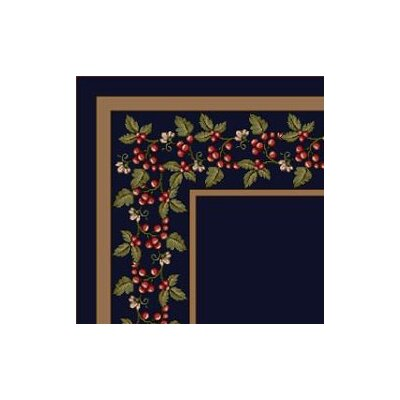 Milliken Design Center Wildberry Onyx Rug