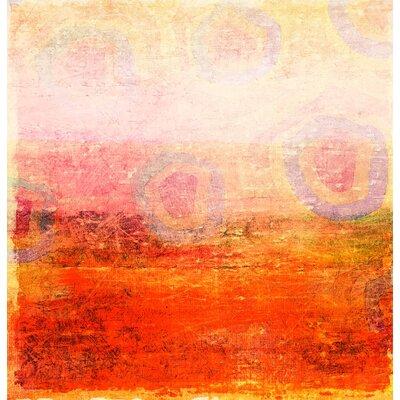 Unakite Painting Print on Canvas