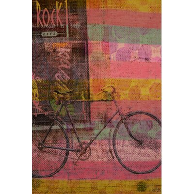 Rock Caf� Painting Prints on Canvas