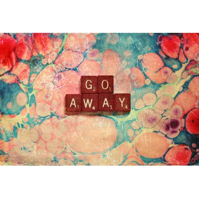 Go Away Painting Prints on Canvas