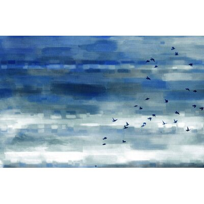Hunter Creek Painting Print on Canvas