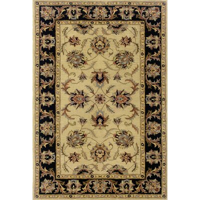 Oriental Weavers Windsor Ivory/Black Rug