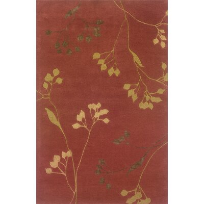 Oriental Weavers Sphinx Ventura Rust/Gold Rug