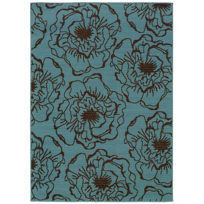 Oriental Weavers Sphinx Caspian Blue/Brown Rug